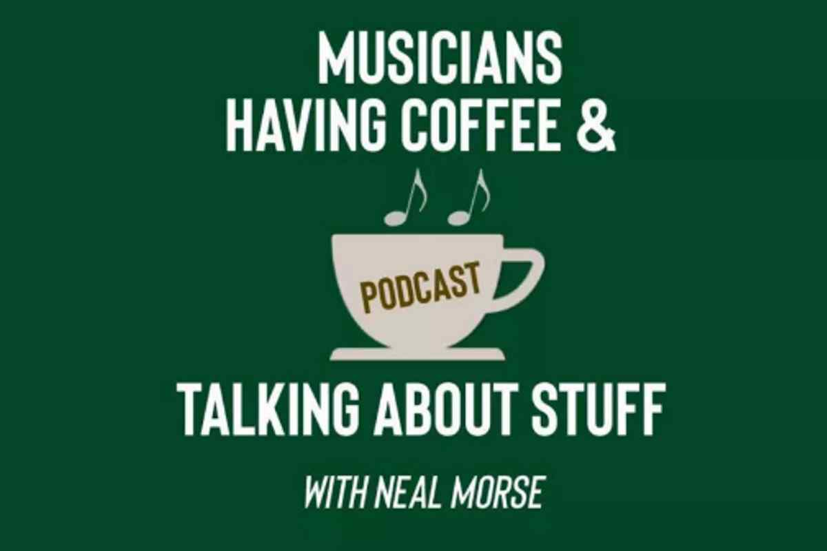 Neal Morse Launches Musicians Having Coffee And Talking About Stuff