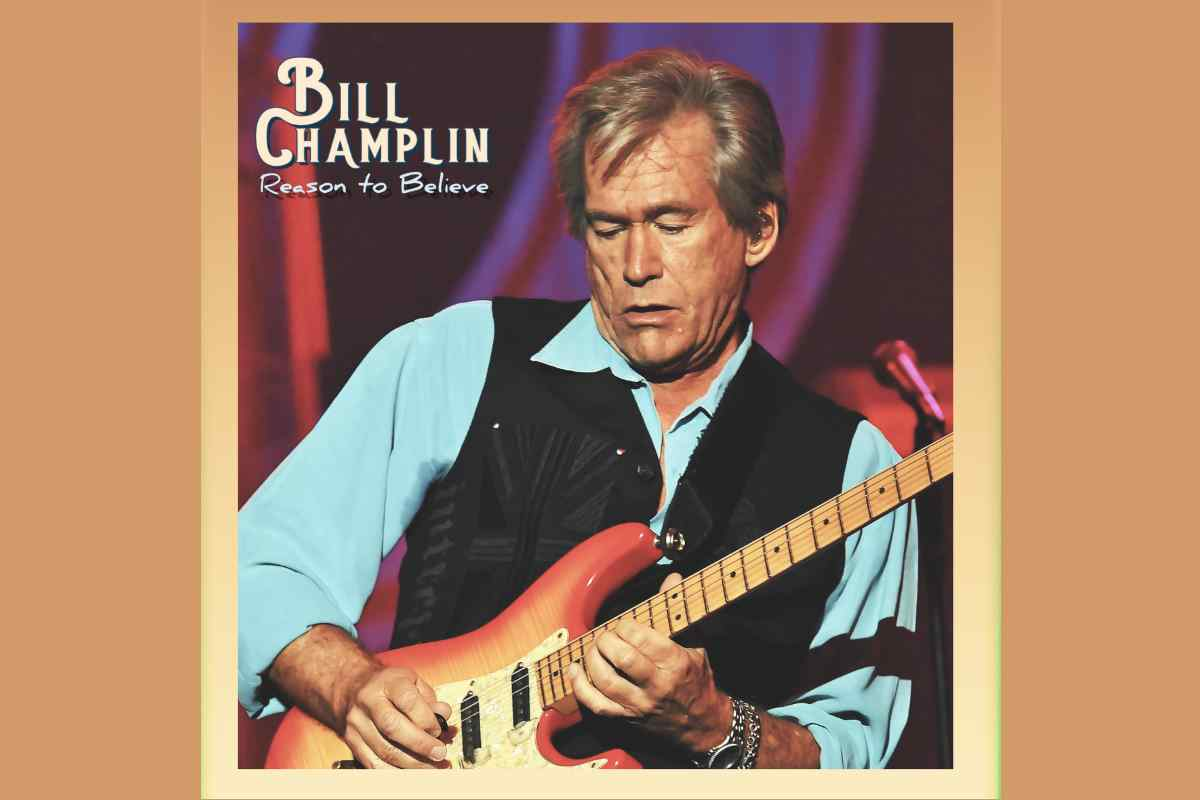 Former Chicago Star Bill Champlin Giving Fans 'Reason To Believe'