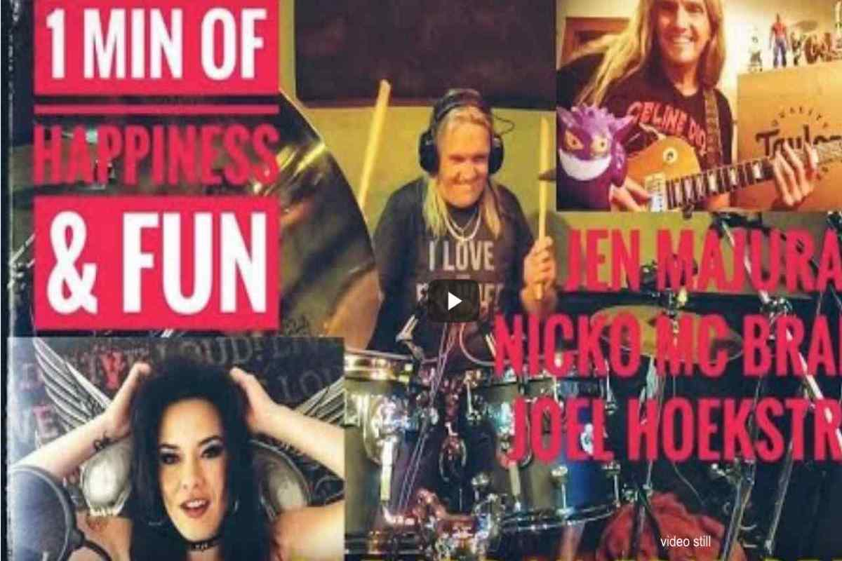 Evanescence, Iron Maiden and Whitesnake Stars Cover McCartney Classic 2020 In Review