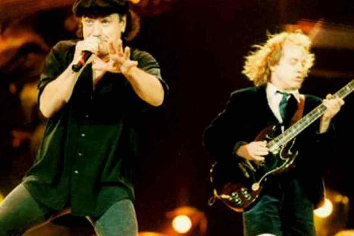 Angus Explains Secret To AC/DC's Longevity 2020 In Review