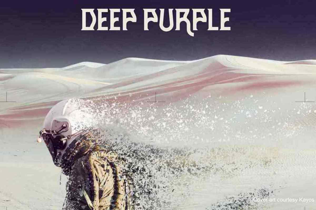 Deep Purple Didn't Intend To Release 'Smoke On Water' 2020 In Review