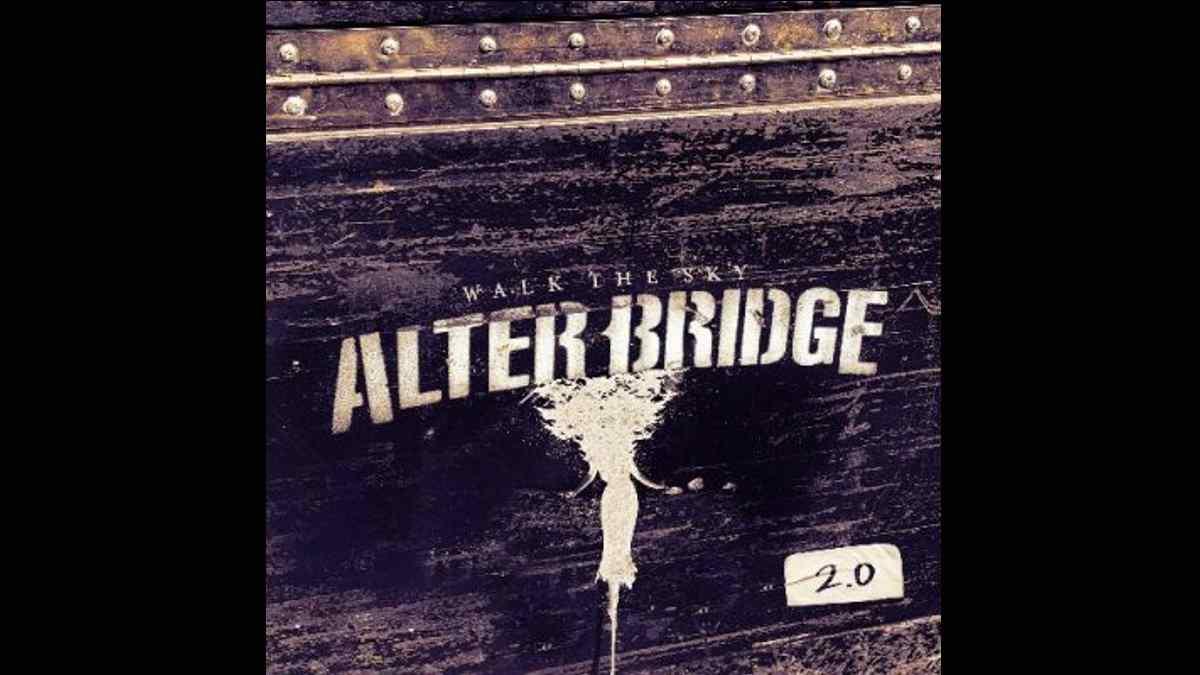 Alter Bridge Streaming 'Last Rites' Lyric Video