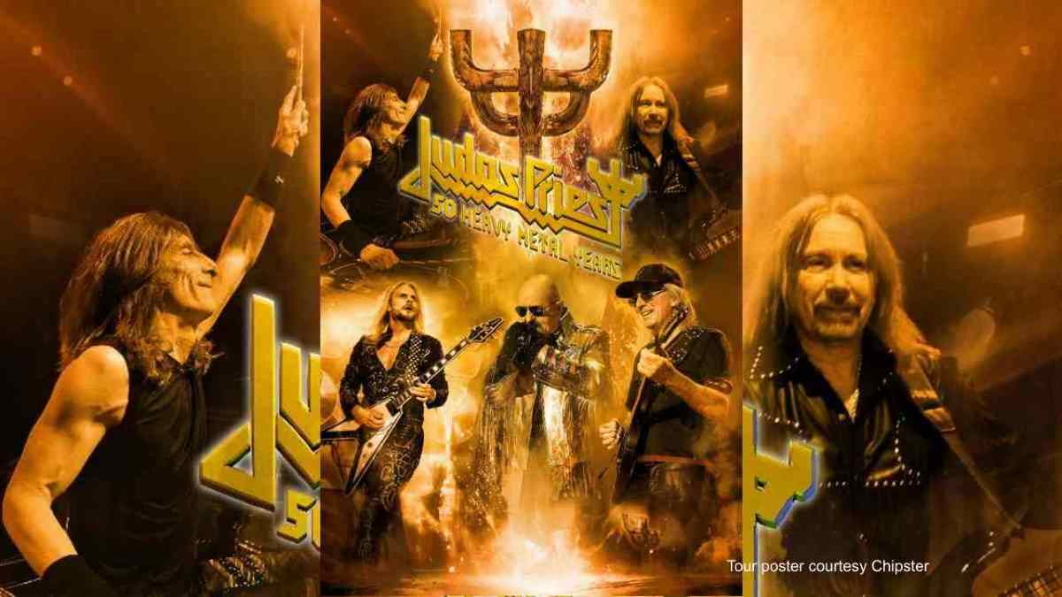 Judas Priest Taking Unusual Steps On Making New Album Says Halford