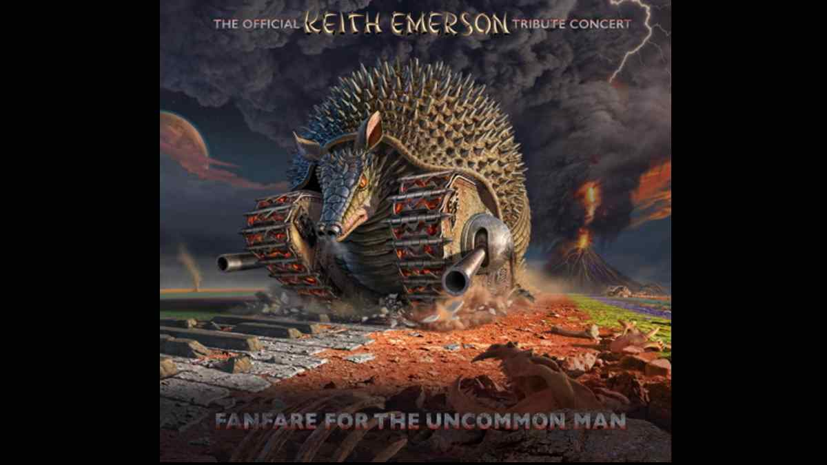 Keith Emerson Tribute Concert Coming As 3-Disc Set