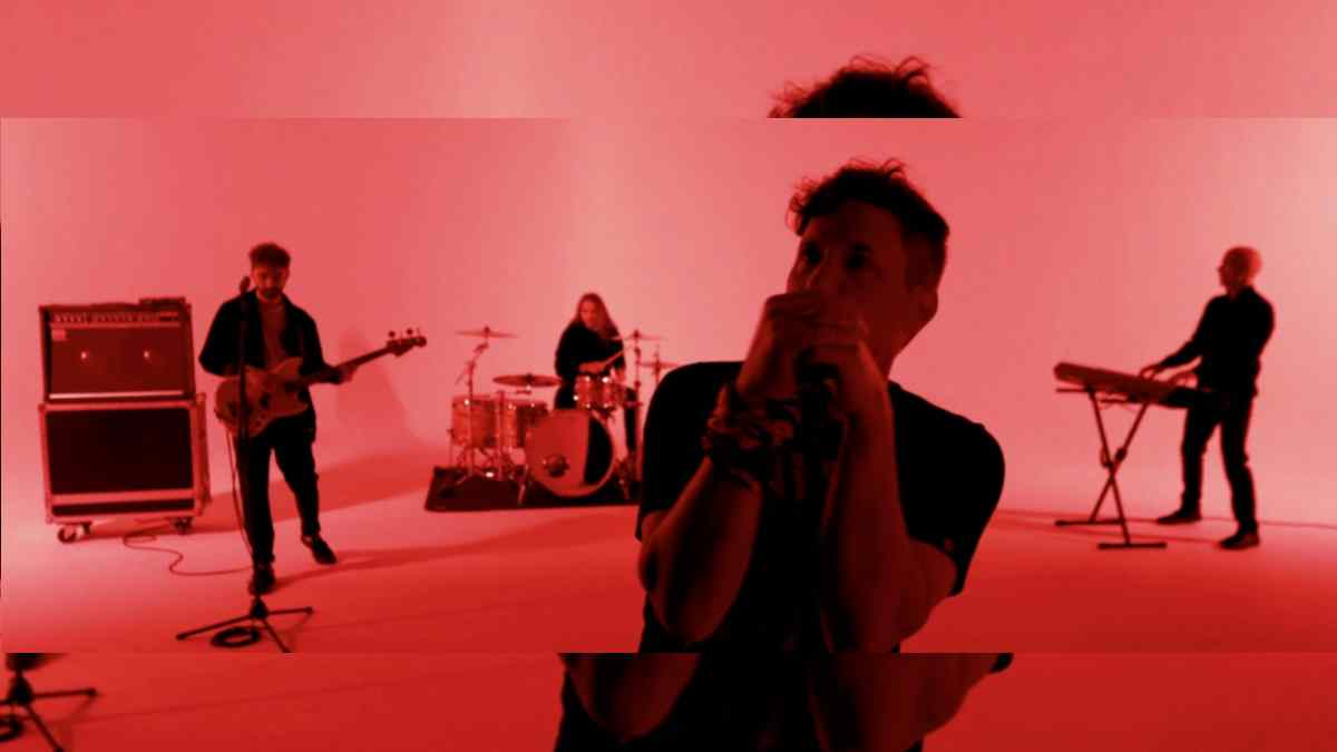 Marillion Offshoot Marathon Release 'This Time' Video