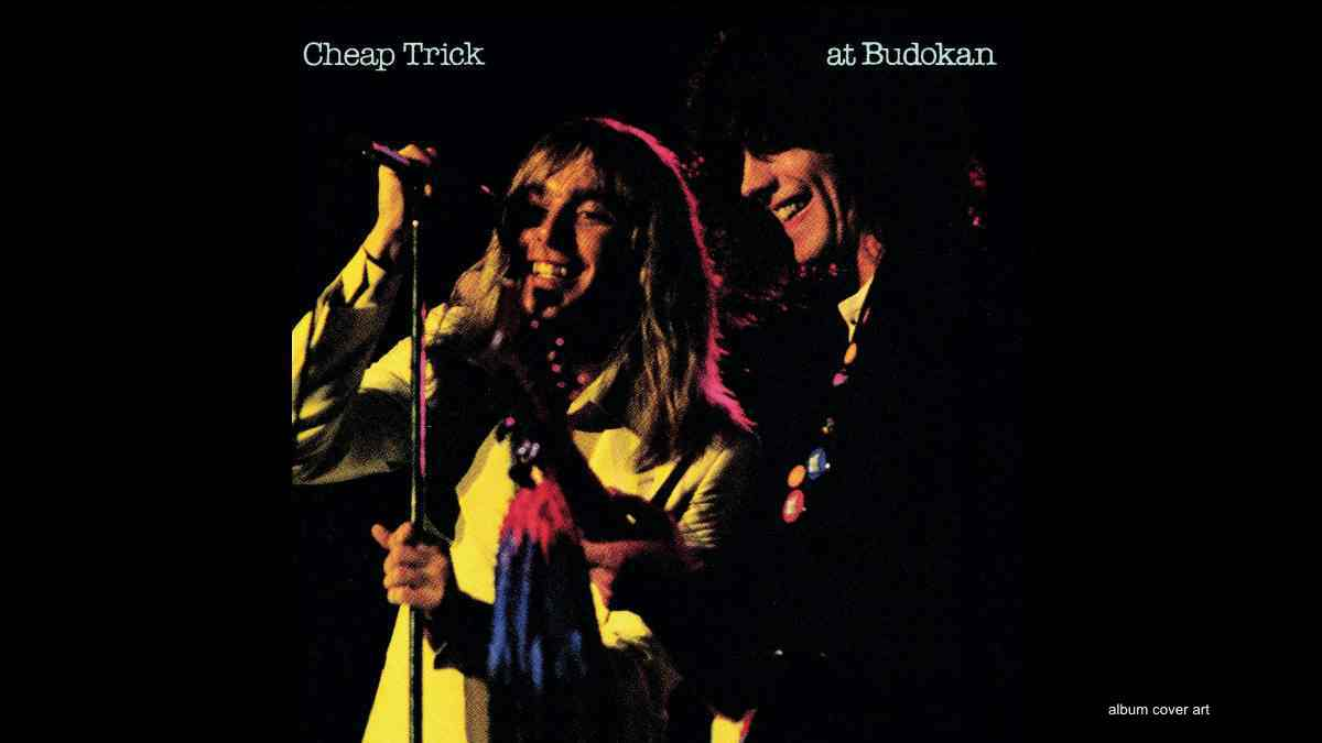 Cheap Trick's New Album In 'Ready To Go'