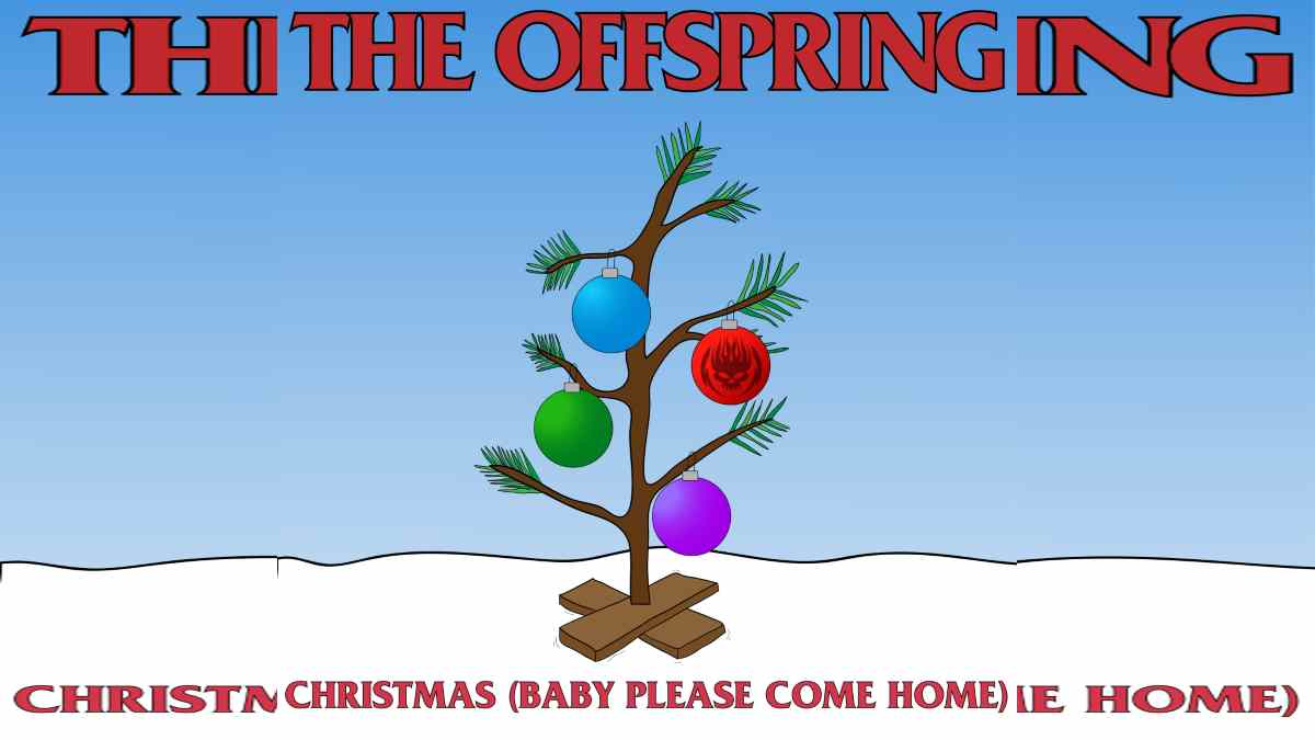 The Offspring Release Their First Christmas Song