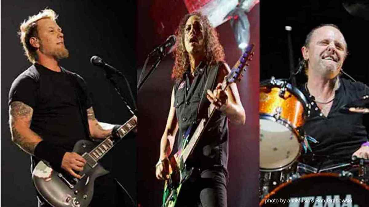 Metallica Guitarist Has A Lot Of Material For Next Album