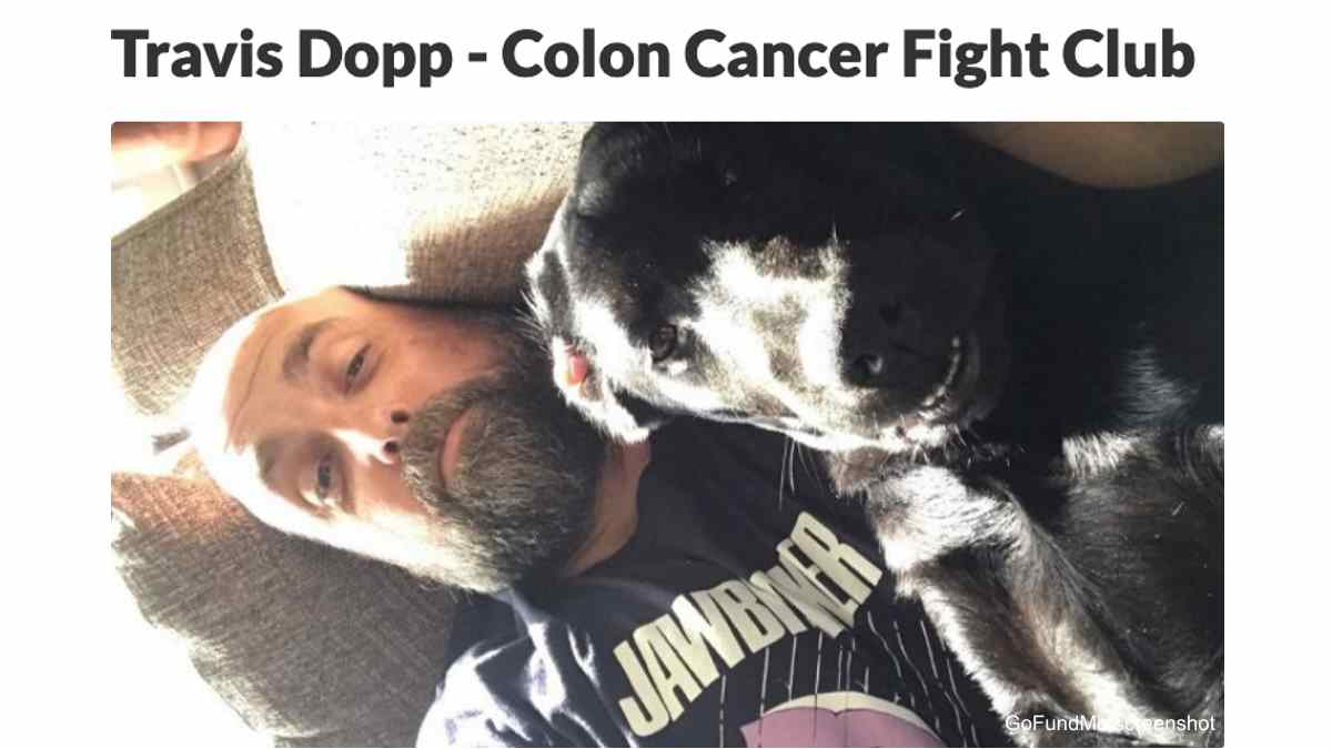 Small Brown Bike's Travis Dopp Diagnosed With Stage IV Colon Cancer