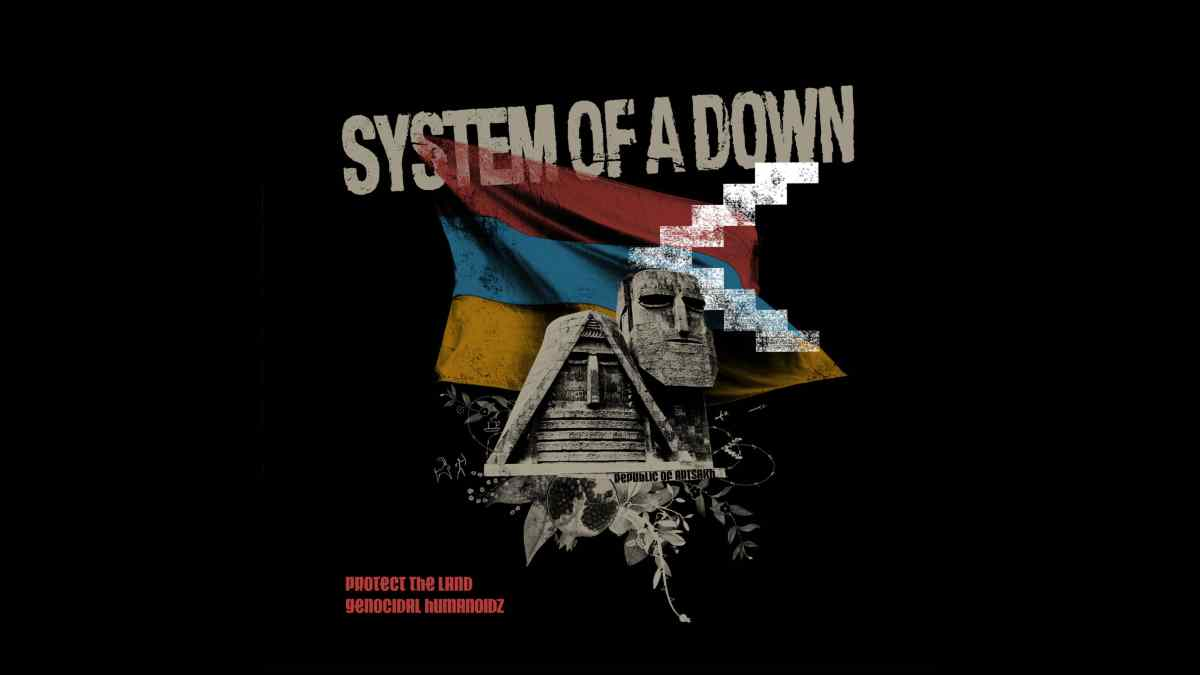 System Of A Down Surprise Release First New Music In 15 Years