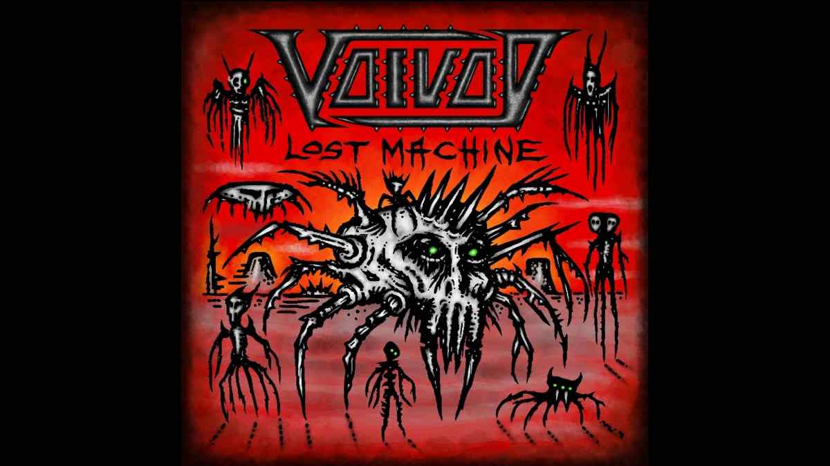 Voivod Release 'Iconspiracy' Video