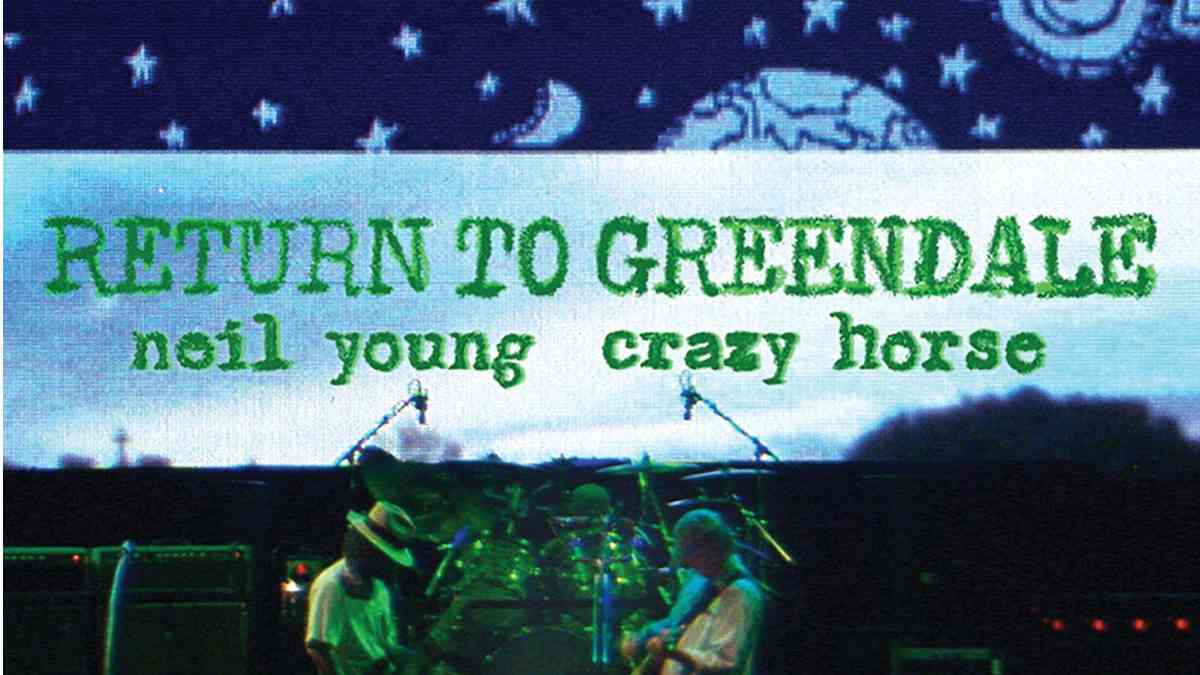 Neil Young Shares 'Be The Rain' From New Return To Greendale Package