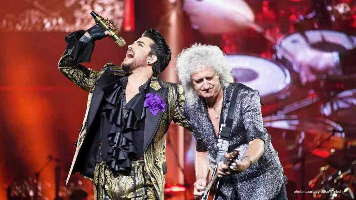 Queen and Adam Lambert Share 2016 Isle Of Wight Performance Of Somebody To Love