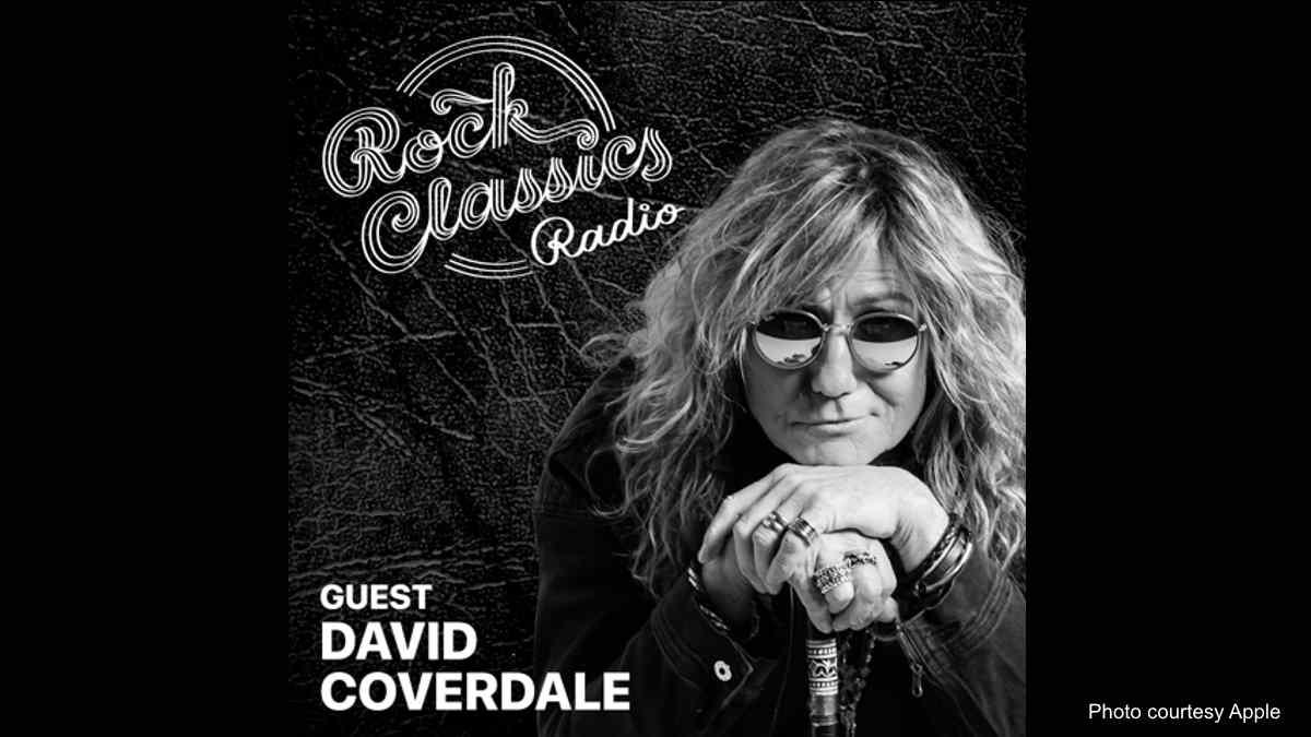 David Coverdale Discusses The Origins Of Deep Purple's 'Burn'