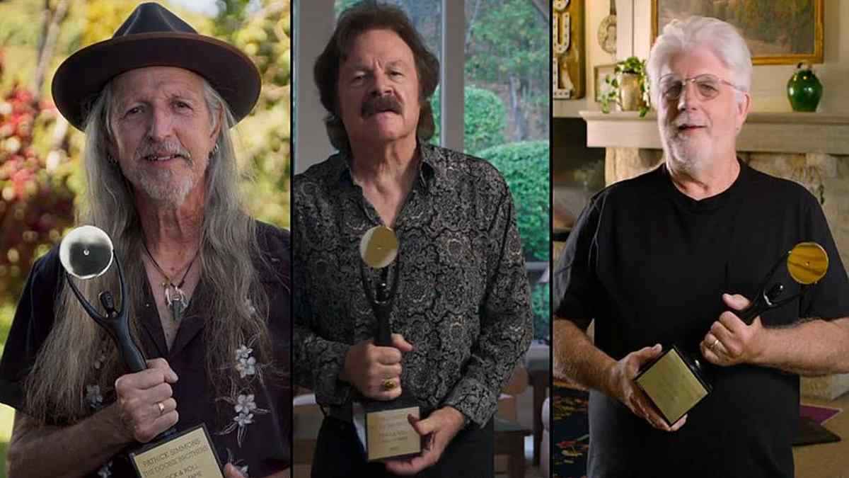 Doobie Brothers And T. Rex Inducted Into Rock Hall