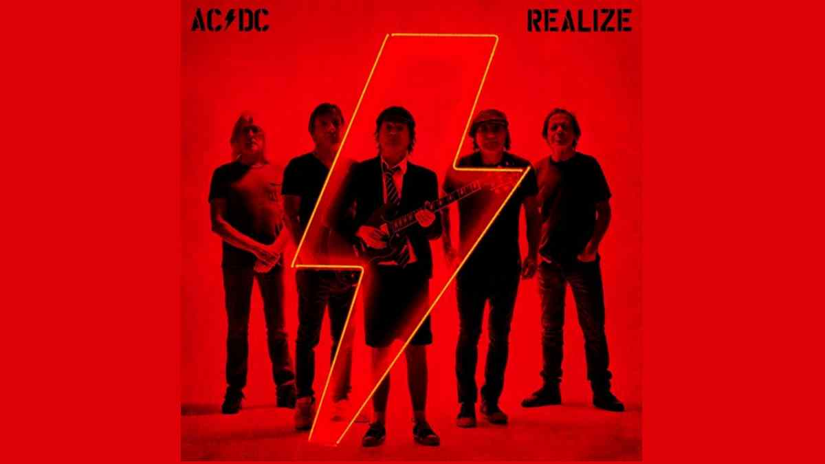 AC/DC Streaming New Song 'Realize'