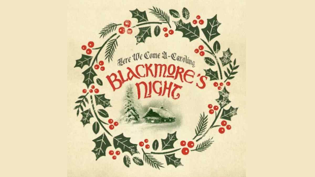Blackmore's Night Share New Christmas Song 'Here We Come A-Caroling'