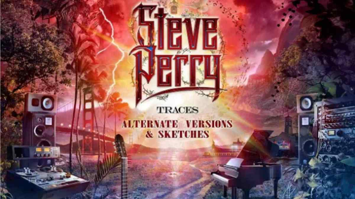 Journey Icon Steve Perry Shares New Visualizer Video