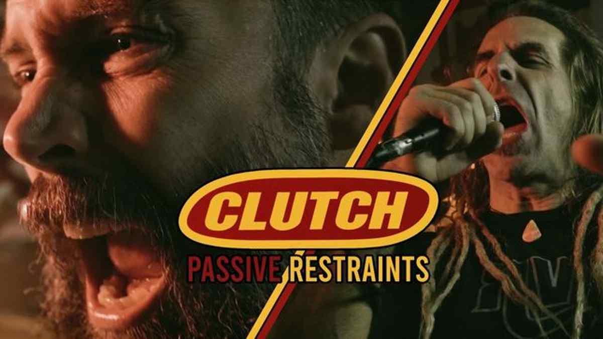 Lamb Of God Frontman Joins Clutch For 'Passive Restraints'