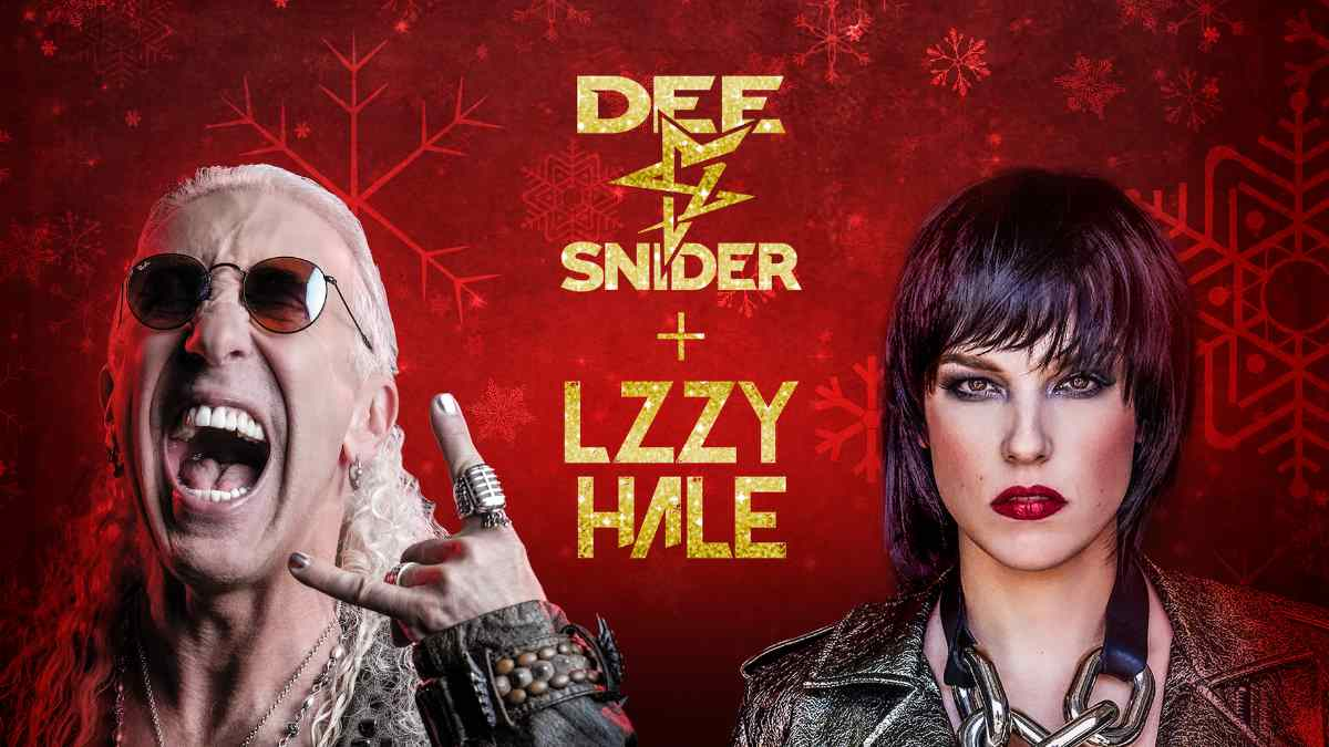 Dee Snider and Lzzy Hale Release Christmas Song