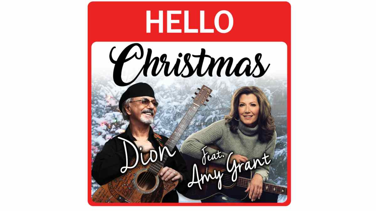 Dion and Amy Grant Say 'Hello Christmas'