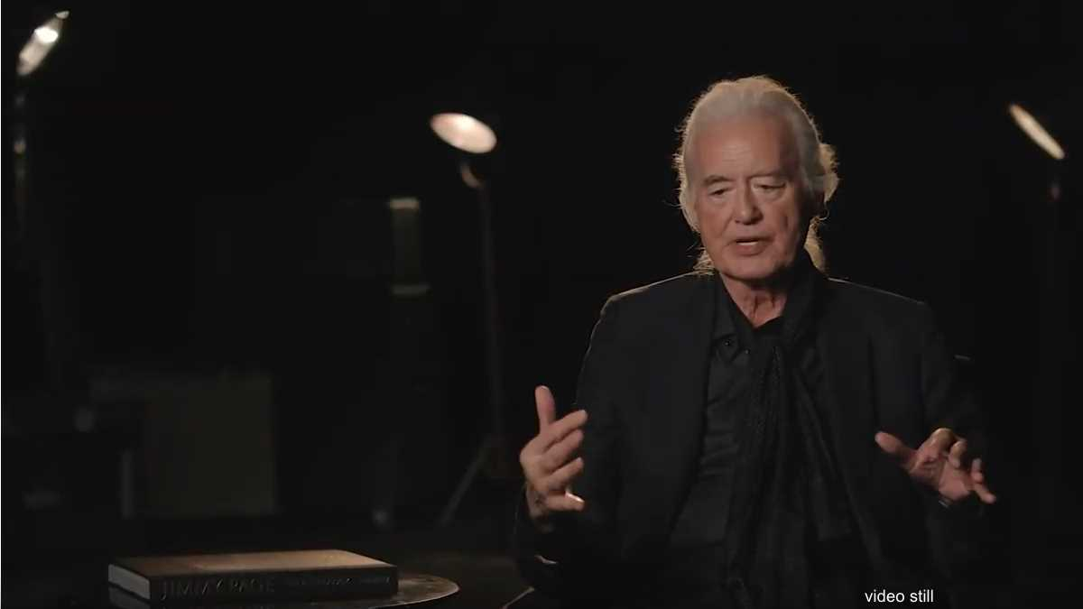 Led Zeppelin's Jimmy Page Worried About Pandemic's Impact On Music