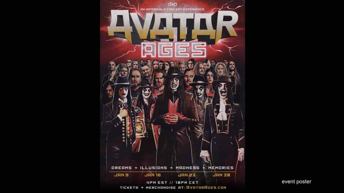 Avatar Launching Ages Concert Streaming Series