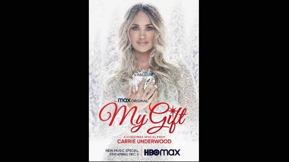 My Gift: A Christmas Special From Carrie Underwood Premiere Set
