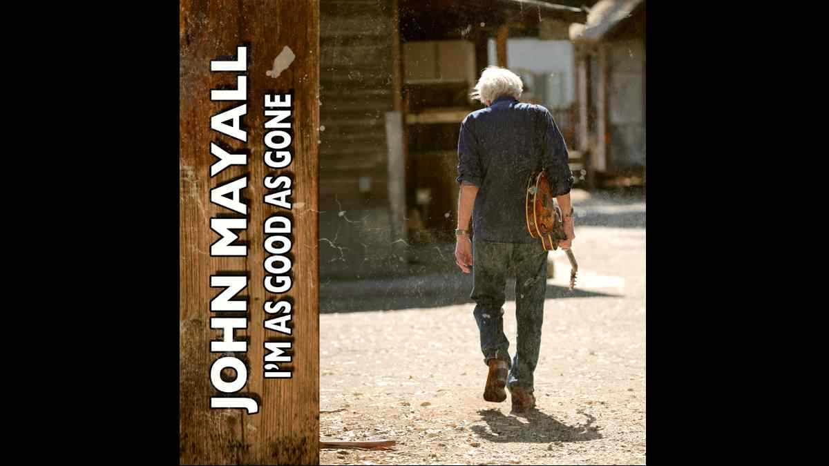 John Mayall Teams With Buddy Miller For New Song