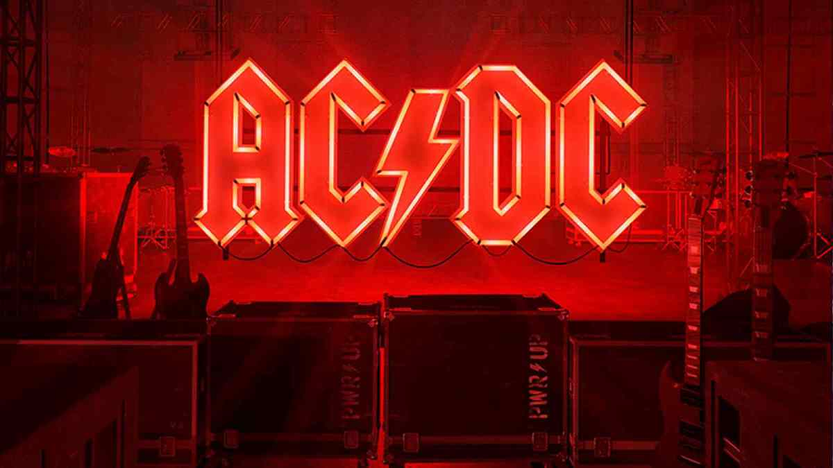 AC/DC Top UK Album Charts With 'Power Up'