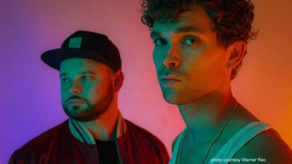 Royal Blood Rock New Single On The Late Late Show
