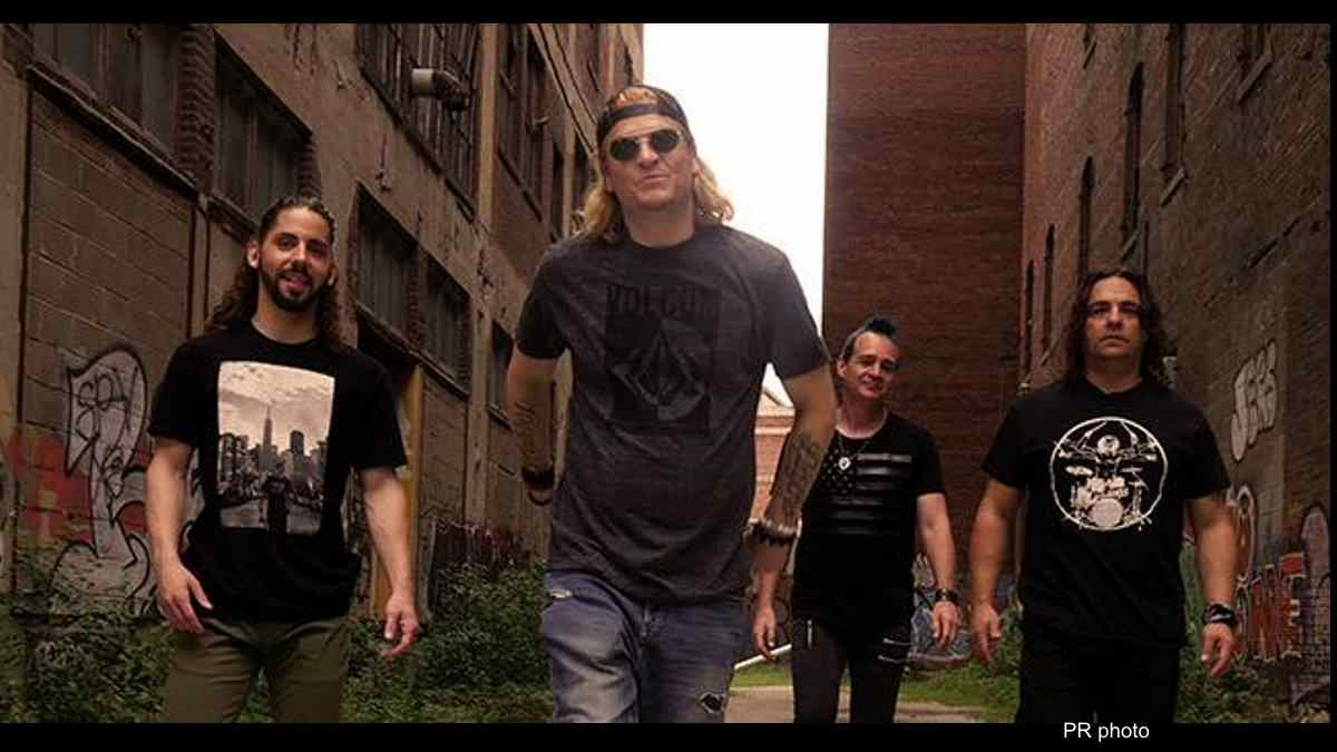Puddle of Mudd Share 'Go To Hell' Lyric Video