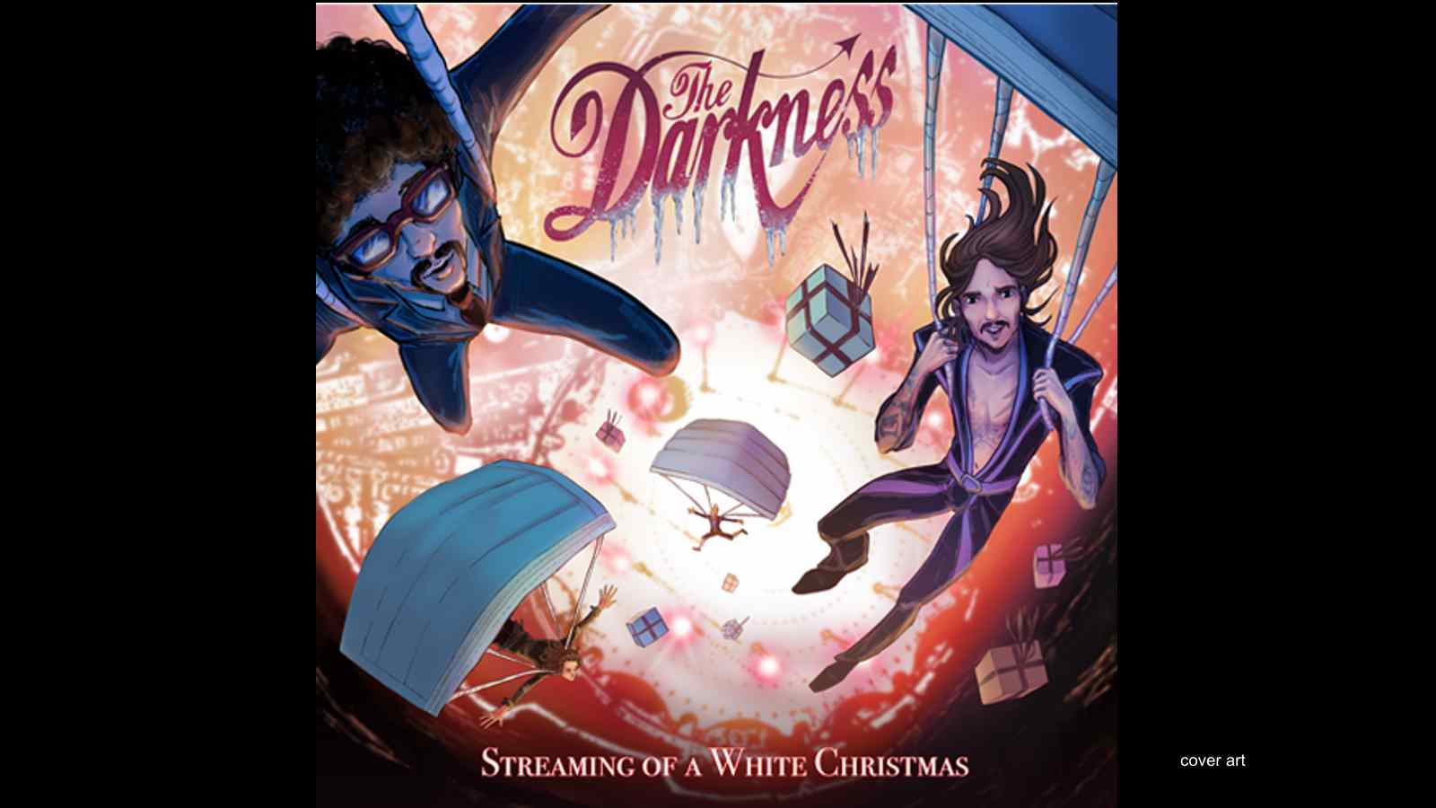 The Darkness Announce Christmas Concert Livestream