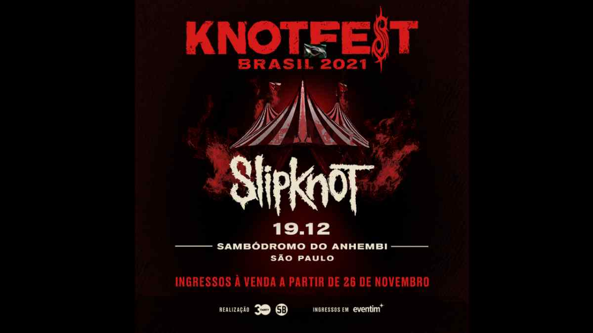 Slipknot Announce New Knotfest Event In 2021