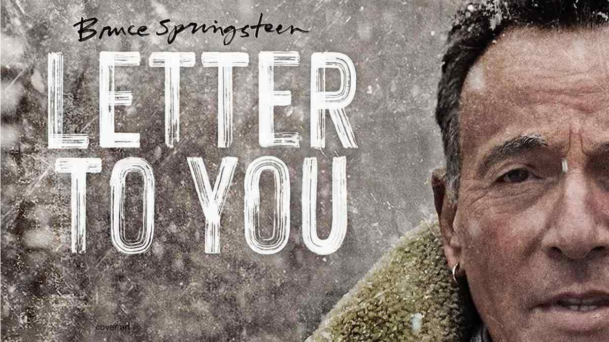 Bruce Springsteen Shares 'The Power Of Prayer' Lyric Video