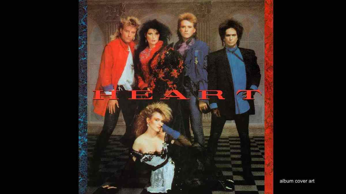 Heart Biopic In The Works Says Ann Wilson