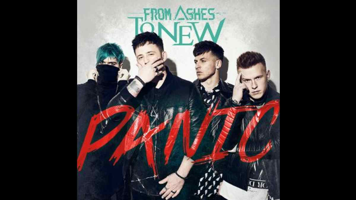 Singled Out: From Ashes To New's Scars That I'M Hiding