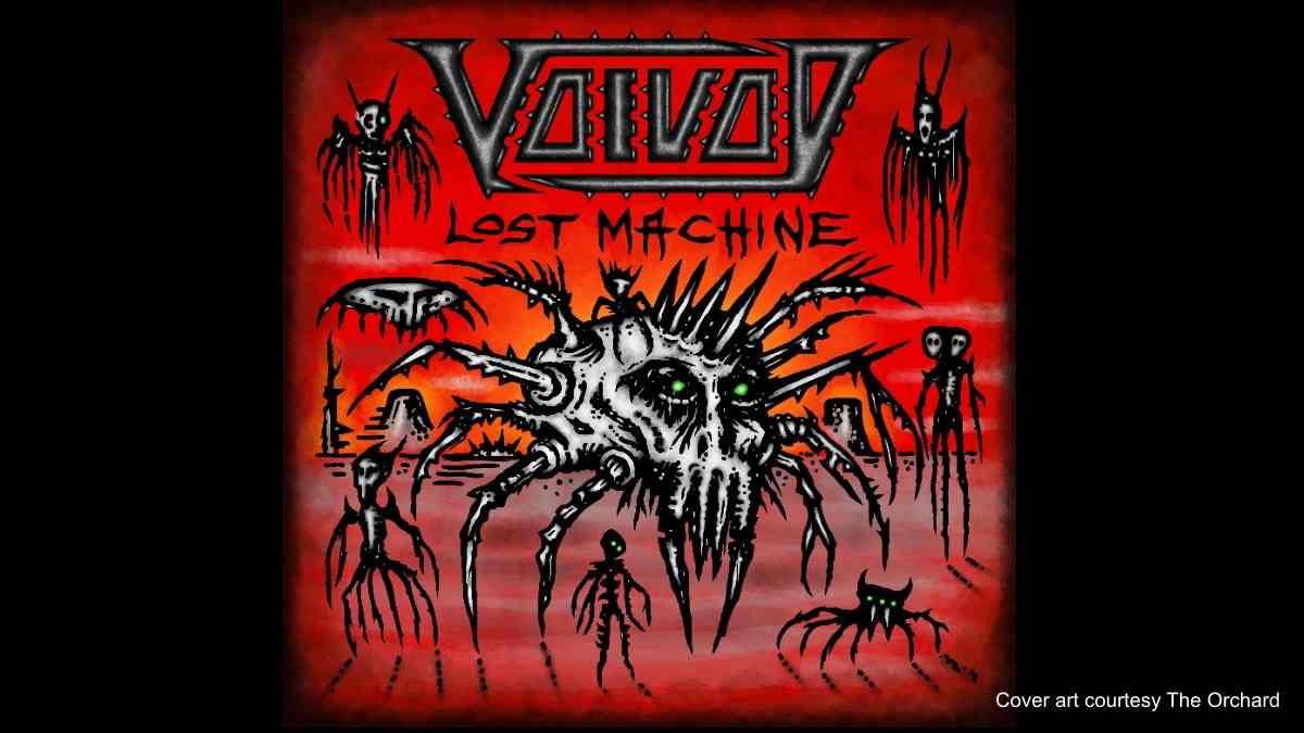 Voivod Release Live 'Overreaction' Video