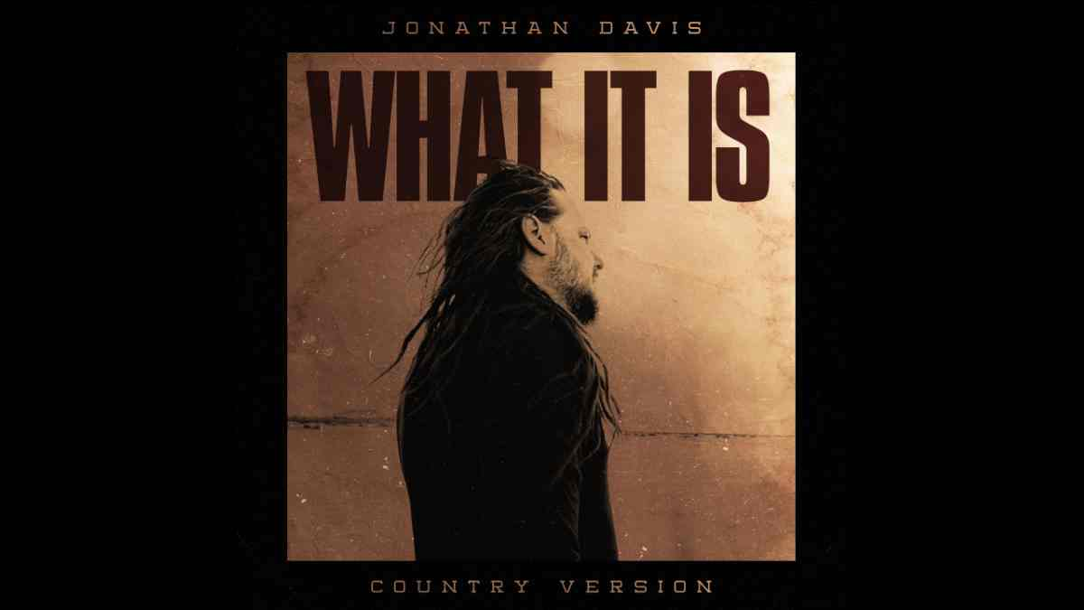 Korn's Jonathan Davis Goes Country