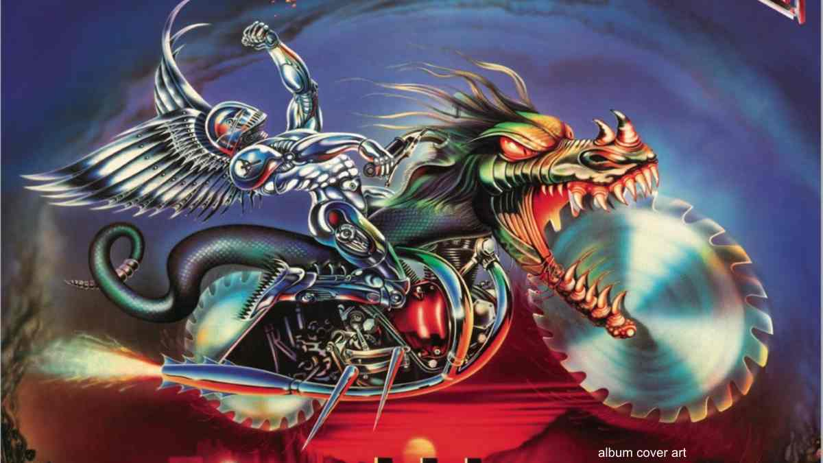 Judas Priest Release 'Painkiller' Lyric Video