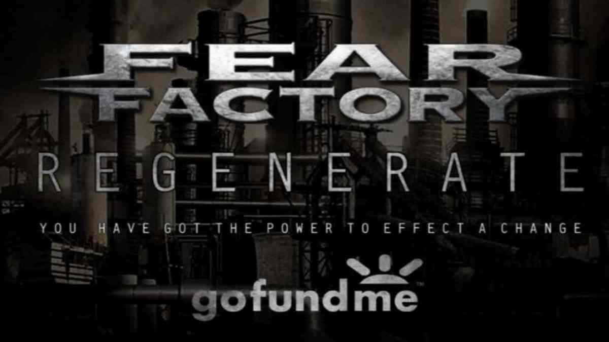 Fear Factory's New Album Will Include Burton's Vocals