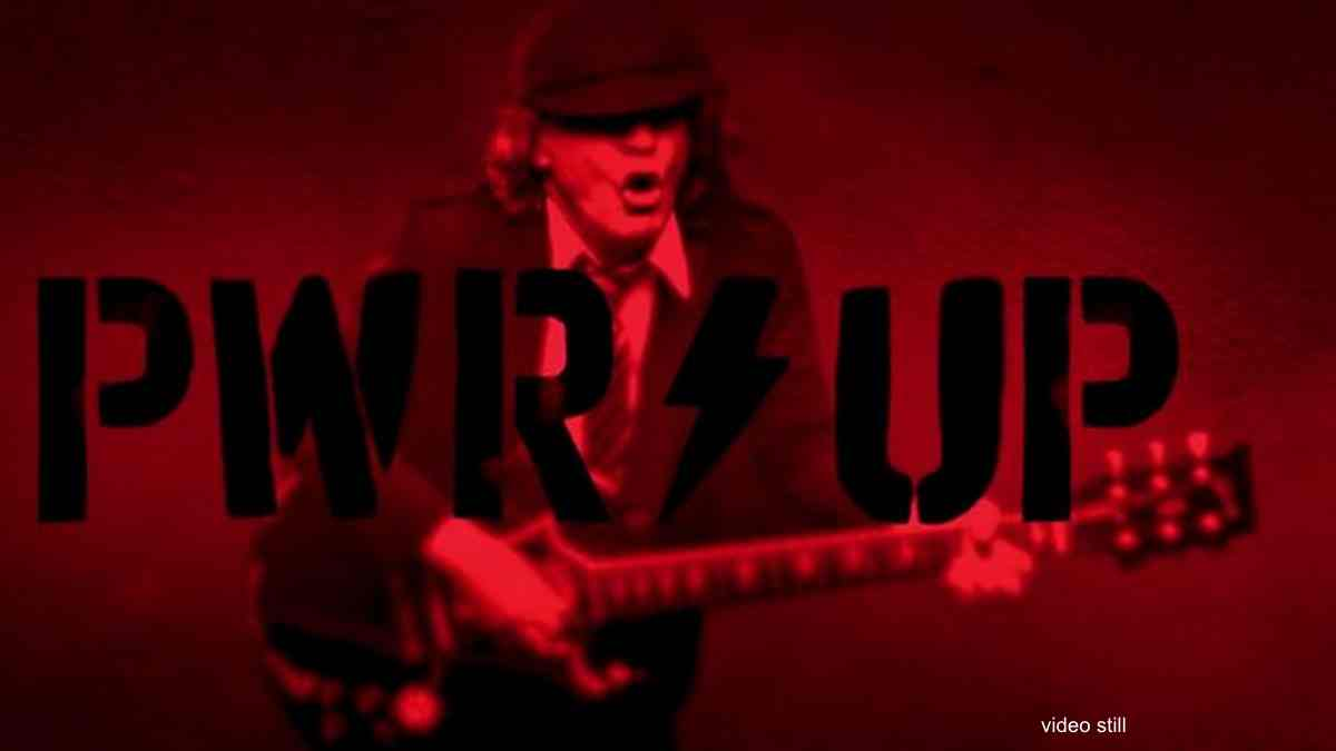 AC/DC Releasing New Album 'PWR/UP' Next Month