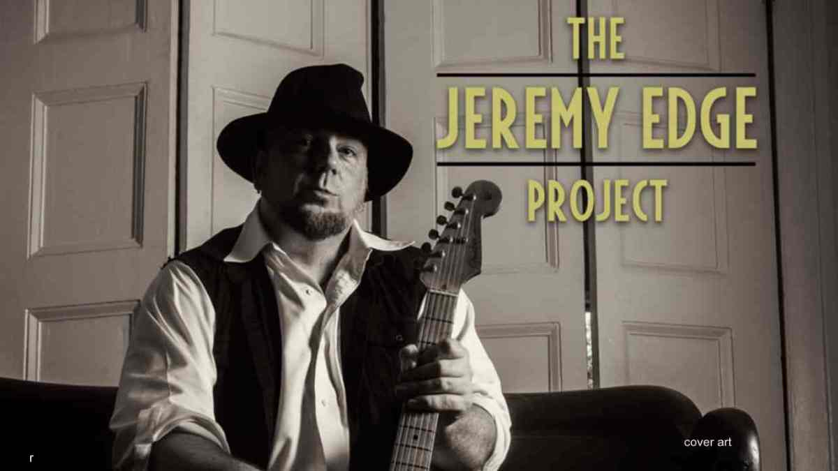 Jeremy Edge (Candlelight Red) Releases 'Firedancer' Video