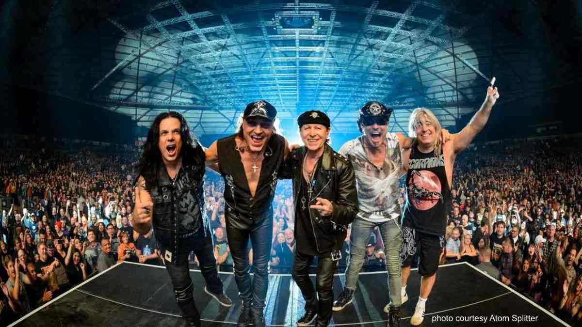 The Scorpions Resume Work On New Album