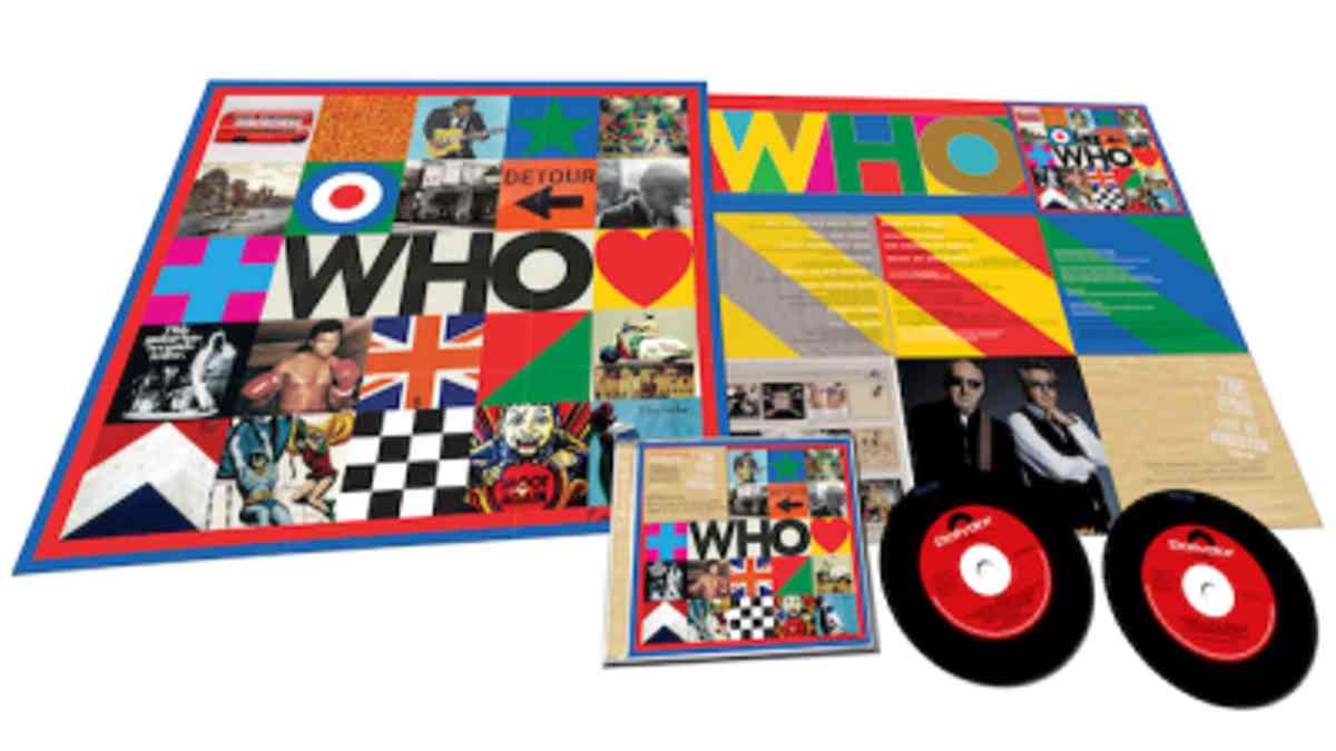 The Who Streaming Track From Deluxe Who Edition
