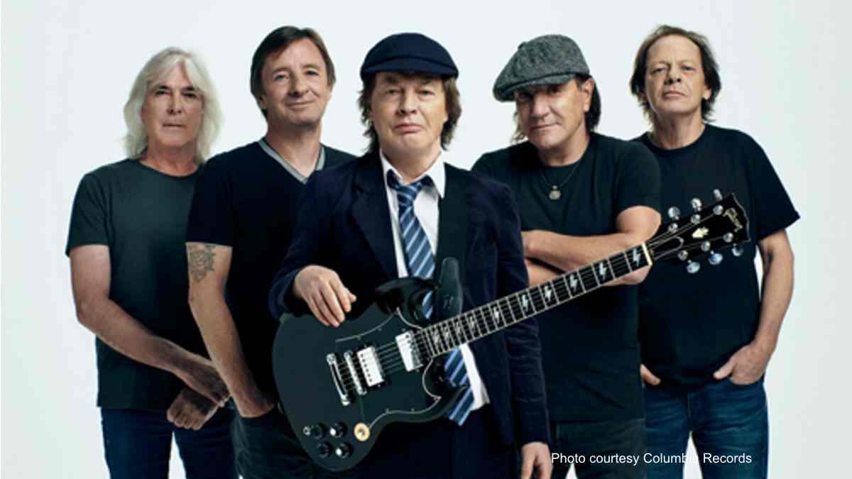 AC/DC Stream New Single 'Shot In The Dark'