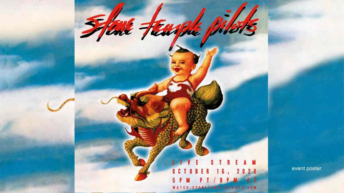 Stone Temple Pilots To Livestream Purple Album Performance