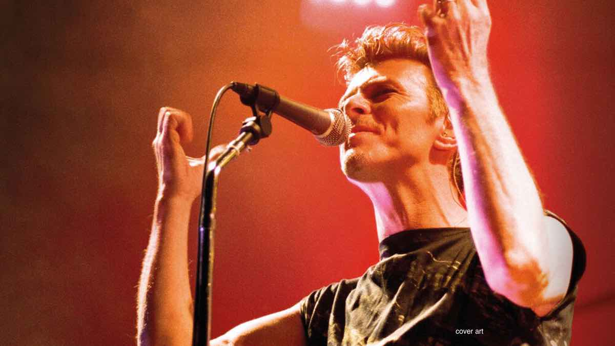 David Bowie Live Album Series Announced