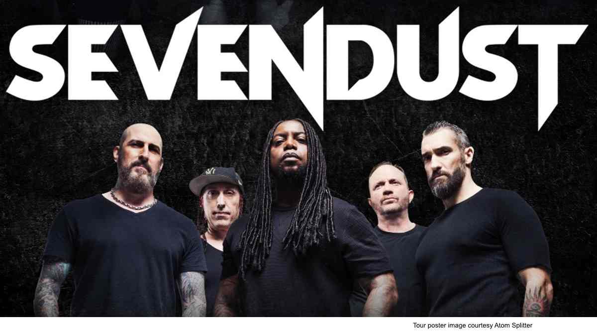 Sevendust Frontman And Wife Lose Unborn Baby Due To Complications