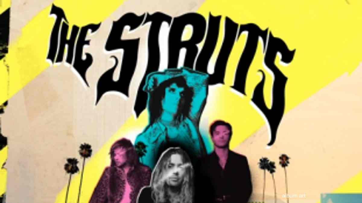 The Struts Recruit Def Leppard Stars For New Song